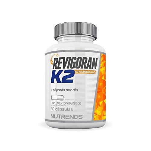 Vitamina K2 em Cápsulas