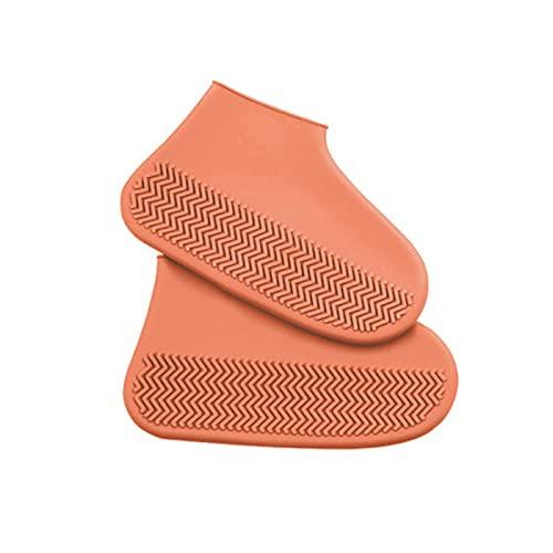 YPHBPF Matériau en silicone imperméable pour homme et femme pour éviter les bottes de pluie