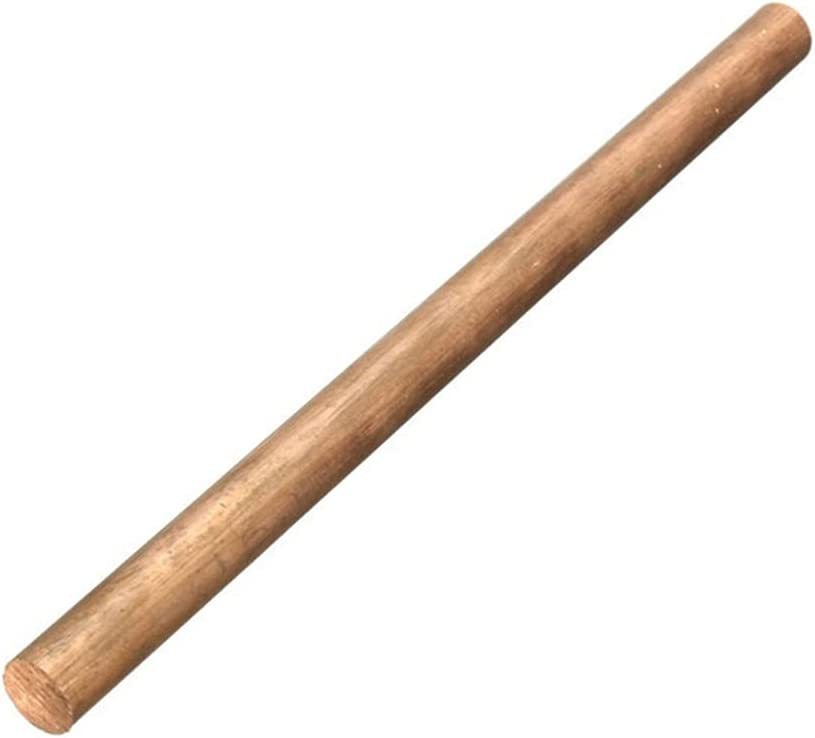 BDOUyi Copper Round Rod 1pc T2 sale for Cu Stock Metal Bar Austin Mall Solid