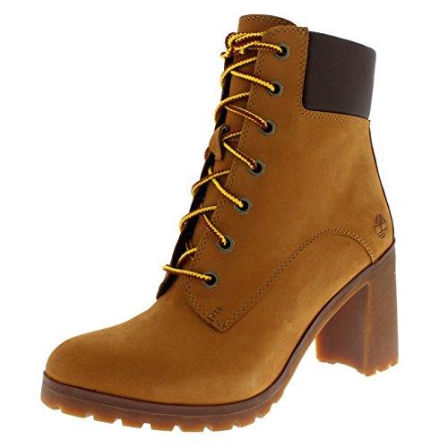 scarpe primavera donna tacco Timberland Allington 6 inch