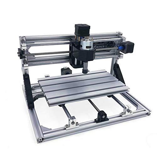 Hengyuanyi Mini-CNC 3018 Pro laserkop CNC graveermachine PCB freesmachine voor hout DIY mini CNC router met Grbl L10010 5500mw