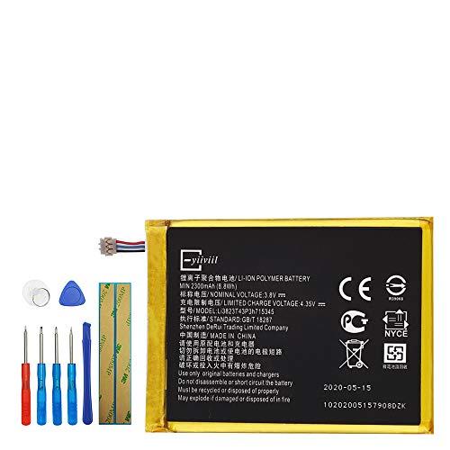E-YIIVIIL Li3823T43P3h715345 Ersatz Akku Kompatibel Für ZTE Grand S Flex with Toolkit