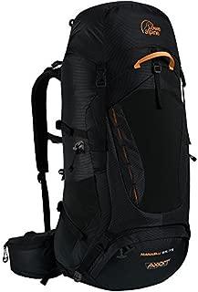Lowe Alpine Manaslu 65:75 Backpack, Black, One Size