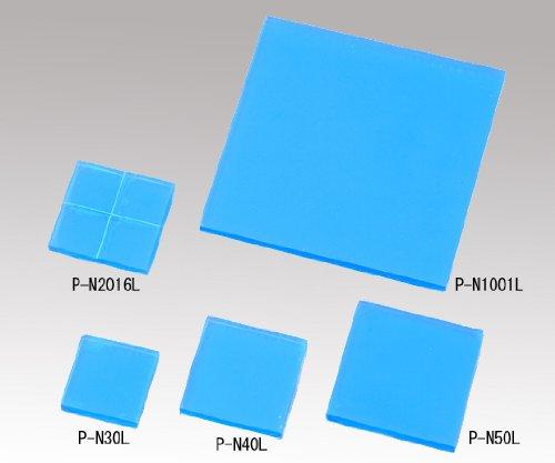 プロセブン8-3675-03プロセブン(R)耐震マット50×50mmP−N50L4枚入