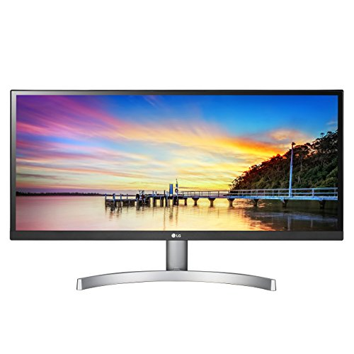 LG Electronics 29WK600-W 29' UltraWide IPS Monitor with FreeSync