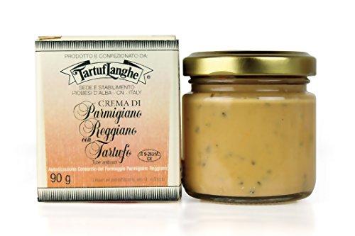 Tartuflanghe - Creme der Parmigiano Reggiano DOP mit Trüffel (. Tuber aestivum Vitt) 90g