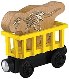 Fossil Freight Car - Thomas Wooden Railway Train Tank Engine - Brand New Loose