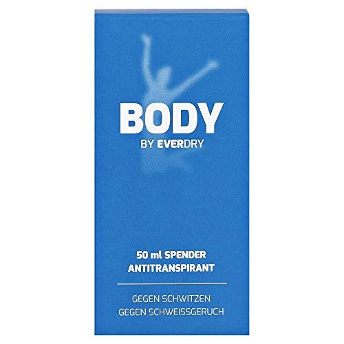 Everdry Antitranspirant Body im Spender, 50 ml