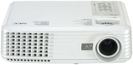 NEC NP100 HDTV (1080i, 720p) Resolution 2000 Lumens DLP Projector