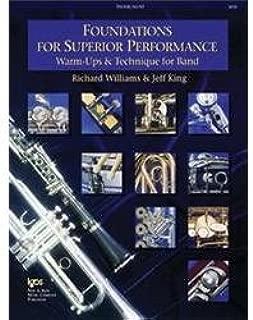 KJOS Foundations for Superior Performance Flute