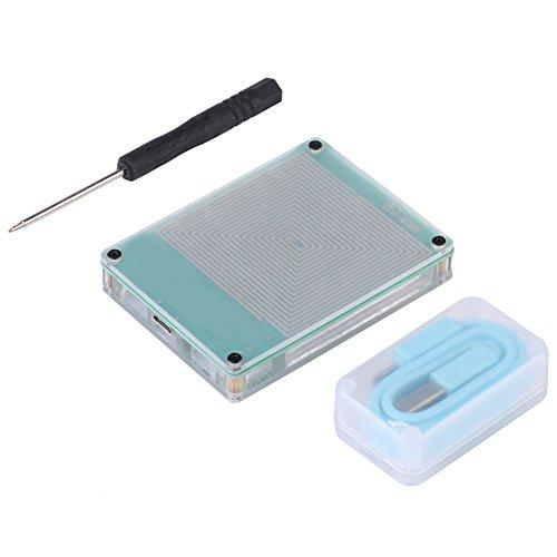 Akozon Impulsgenerator 7.83Hz Schumann Wave Ultra Niederfrequenz Pulsgenerator & Audio Resonator Wellen Impulsgenerator mit Schalter