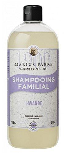 Marius Fabre - Shampoo für die ganze Familie Lavendel 1L