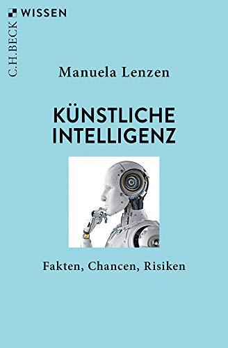 Buchseite und Rezensionen zu 'Künstliche Intelligenz: Fakten, Chancen, Risiken' von Lenzen, Manuela