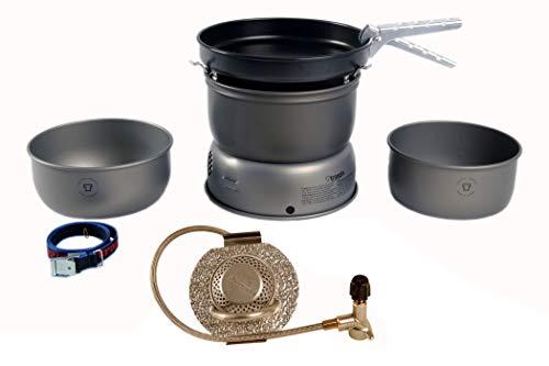 Br/ûleur de Cuisini/ère en Plein air Ultra-l/éger Tentock BRS Po/êle /à Gaz de Camping en Alliage de Titane Portable