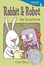 Rabbit and Robot( The Sleepover)[RABBIT & ROBOT][Paperback]