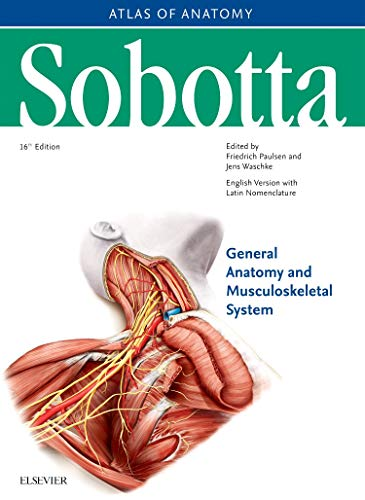 Sobotta Atlas of Anatomy, Vol.1, 16th ed., English/Latin: General Anatomy and Musculoskeletal System