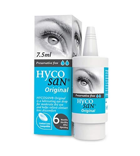 Hycosan befeuchtende Augentropfen 7,5 ml