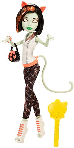 Monster High Freaky Fusion Inspired Scarah