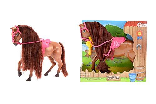 Toi-Toys 06060C Paradiepaard in open doos, meerkleurig