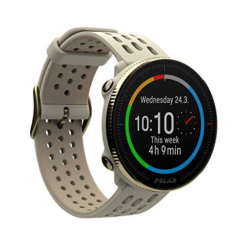 Polar Vantage M2 - Smartwatch multisport avanzado - GPS integrado, registro de FC en la muñeca - Entrenamientos diarios preparados - Registro del sueño y la recuperación - Controles de música, clima