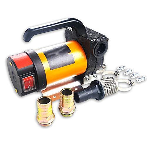 ELECTRONIC-MEI grote stroom olie pomp 12V24V elektrische kleine diesel olie pomp olie pomp zelfpriming olie pomp