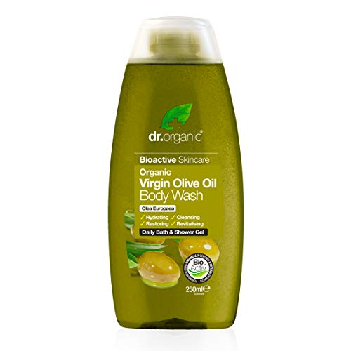 DR ORGANIC Olive Body Wash, 0.2819897 kg