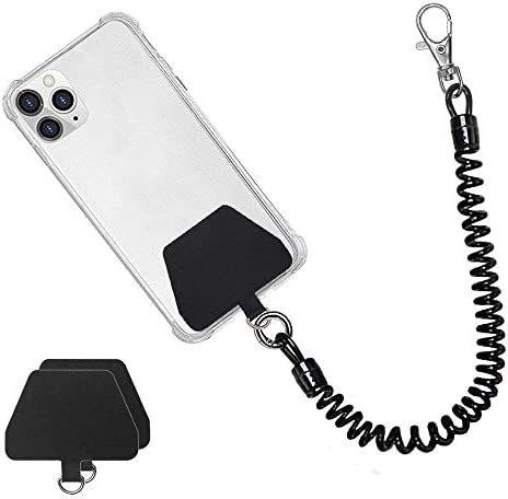 Doormoon Phone Lanyard Tether with Patch Universal Stretchy Lasso Straps and Phone Case Anchor product image