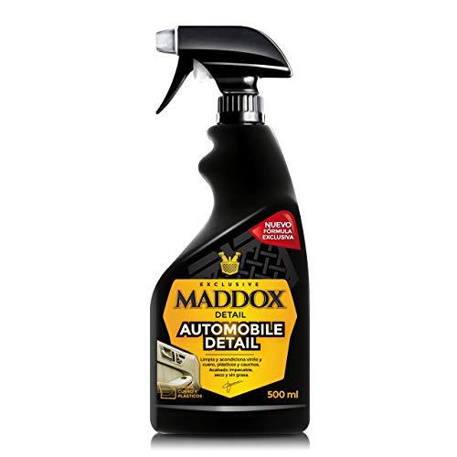 Oferta de Maddox Detail Automobile Detail - Limpiador de salpicaderos efecto Satinado (500 ml)