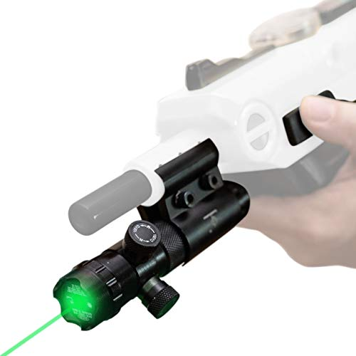 Cosy Meadow Laser Sight Beam | Works with Bug & A Fly Salt Gun 3.0 2.0 | Assault Scope Fits Lawn & All Versions of Insect Asalt Shotgun | Airsoft BB Pump Shooter Rifles | Pressure Switch