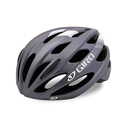Giro Trinity Cycling Helmet Matte Titanium/White Universal Adult (54-61 cm)