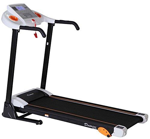 ダイコー(ダイコー)ランニングマシン 折り畳み可能 ルームランナー 家庭用 速度0.8~16.0km/h DK-240T 【保証...
