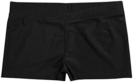 iEFiEL Kids Girls Ballet Dance Booty Shorts Sports Gym Workout Yoga Cycling Running Activewear product image