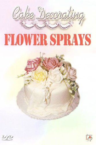 Cake Decorating - Flower Sprays Reino Unido DVD