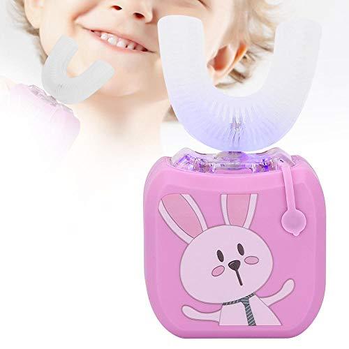 Cepillo de dientes eléctrico, cuidado bucal en forma de U Limpieza infantil...