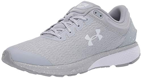Under Armour UA Charged Escape 3, Zapatillas para Correr, Calzado Deportivo para Hombre, Gris (Mod Gray/Mod Gray/Mod Gray (105) 105), 42 EU