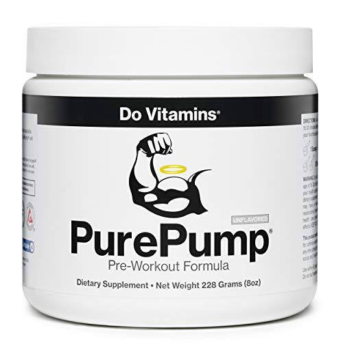 Do Vitamins - PurePump Natural Pre Workout