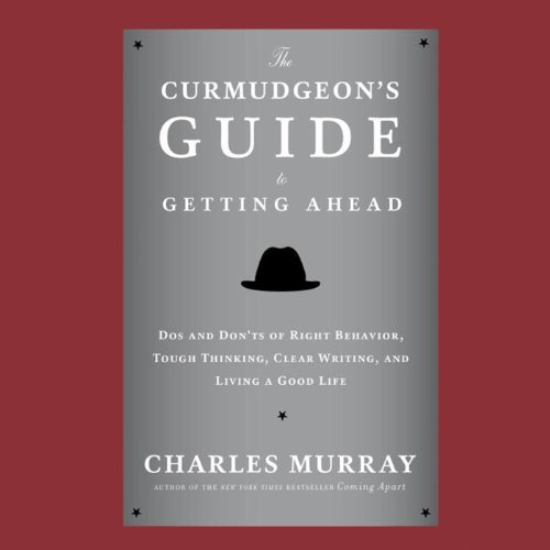 The Curmudgeon's Guide to Getting Ahead audiobook cover art