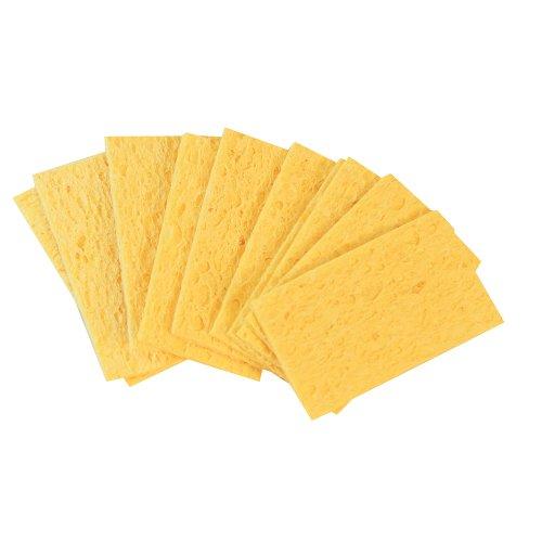 10 esponjas para puntas de soldador