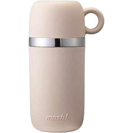 ドウシシャ(DOSHISHA) mosh! C&Wコップ付きボトル ピンク 450ml DMCC450PK