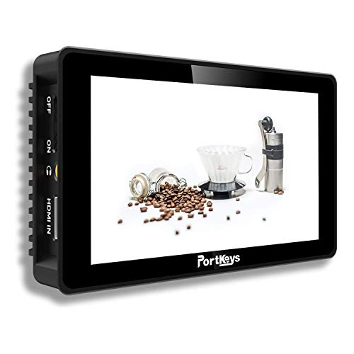 Portkeys BM5-III Touch Screen Camera Control Monitor |Metal Frame|3D-LUT|2200Nit|5.5"