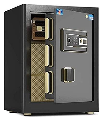 Cajas de seguridad y hucha, Cajas de seguridad para el hogar, Caja de seguridad Electrónica digital Securit Construcción de acero segura Oculta con cerradura, Diseño de anclaje a la pared o gabinete