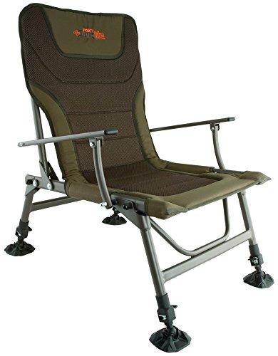 Fox Duralite Chair Angelstuhl, Karpfenstuhl, Anglerstuhl, Fox Stuhl