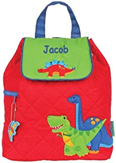 embroidered toddler backpack