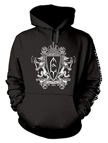 Emperor 'As The Shadows Rise' (Negro) Sudadera con Capucha