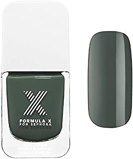 Nail Polish New Classics Formula X for Sephora 0.4 Oz Massive - Charcoal Slate
