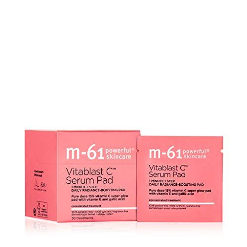M-61 vitablast c serum pad
