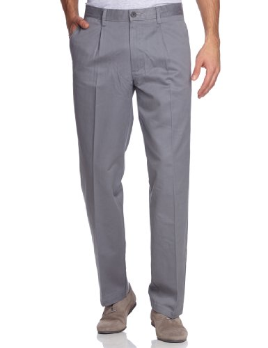 Dockers heren broek normale band D2 Pleated All The Time Khaki