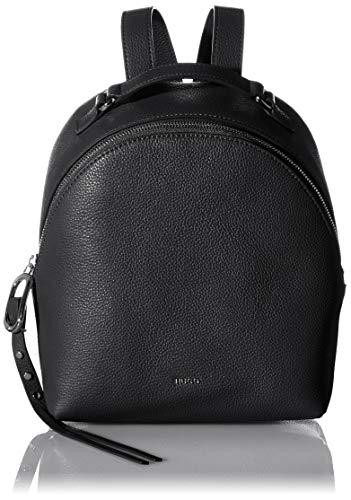 HUGO Damen Kim Backpack-P Rucksack, Black1, ONESI