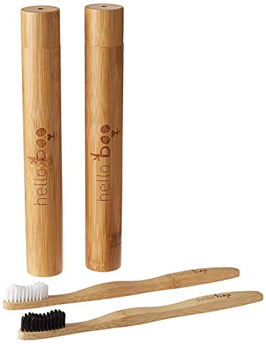 Top bamboo toothbrush kit for 2020