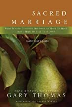Sacred Marriage: What if God Designed Marriage to Make Us Holy More Than to Make Us Happy? : Partic